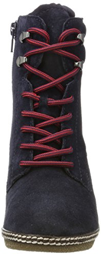 Gabor Ladies Sport Boots Blu (nightblue Micro)