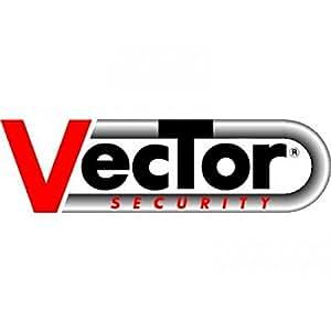 Vector padlock+chain 120 en 10.5mm - Vector VE3038