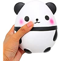"5.2"" Jumbo Squishy Kiibru Scented Slow Rising Toys for Kids (Panda)"