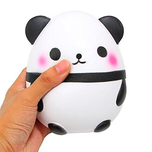 Squishy Toys Soft Slow Rising Gift Kawaii Jumbo Panda for Party Kids (Panda)
