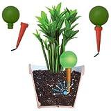 Plantpal Probes-01 - Set de 2 globos de riego, sistema automática, multicolor