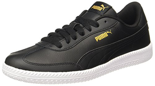 10. Puma Men's Astro Cup L Puma Blackpuma Black Sneakers