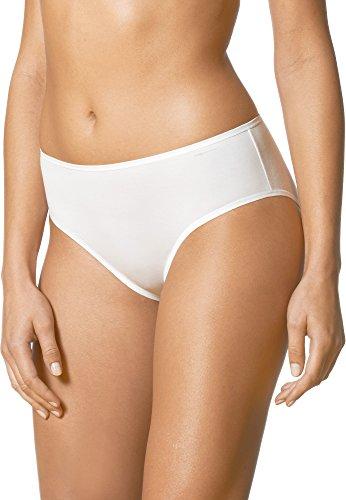 Mey Basics Balance Damen American-Pants Weiß 46