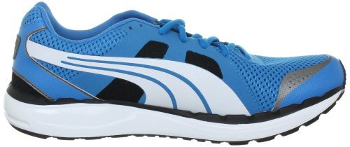 Puma Faas 550 NM 186268, Scarpe da corsa uomo Blu (Blau (vivid blue-black-white 3))