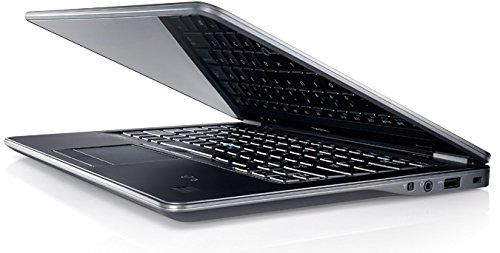 Dell Latitude E7440 35,5 cm (14 Zoll) Laptop (Intel Core-i7 4600U, 2,1GHz, 8GB RAM, 256GB SSD, Intel HD 4400, Win 7 Pro) schwarz (Dell Laptop-core I7)
