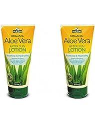 () - Pura Aloe - Aloe Vera Après Crème Solaire 200ml paquet