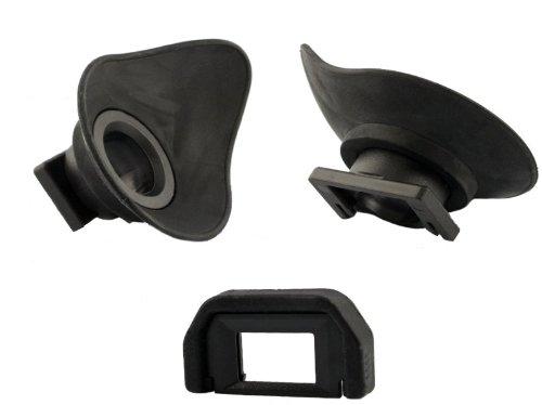 Set oculare per Canon EOS 60D, 70D, 300D, 350D, 400D, 450D, 500D, 550D, 600D, 650D, 700D, 1000D, 1100D, 18 mm