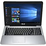 Asus F555UB-XO111T 39,6 cm (15,6 Zoll Full HD) Notebook (Intel Core i5-6200U, 8GB RAM, 256GB SSD, NVIDIA GeForce 940M, DVD, Win 10 Home) schwarz
