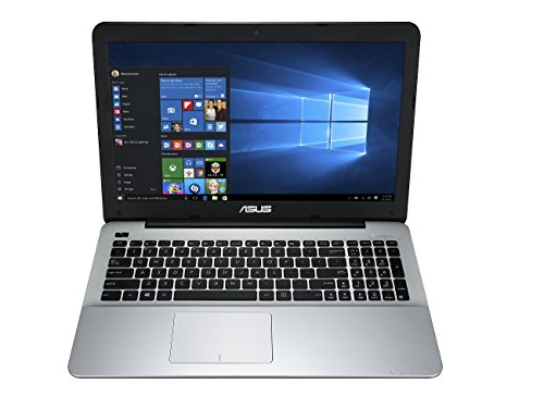 Asus F555UB-XO111T 39,6 cm (15,6 Zoll HD) Notebook (Intel Core i5 6200U, 8GB RAM, 256GB SSD, NVIDIA GeForce 940M, DVD, Win 10 Home) schwarz