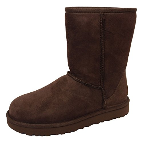 UGG-BOOTS-CLASSIC-SHORT-II-WOMENS-CHOCOLATE-SHEEPSKIN-AND-SUEDE-BOOTS