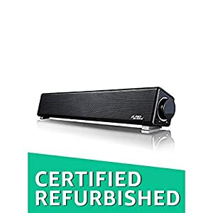 (Certified REFURBISHED) F&D E200 Soundbar Speaker System (Black)