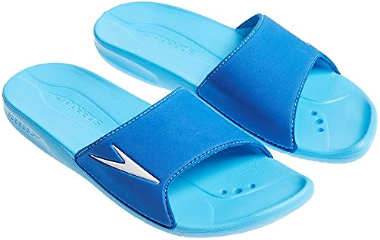 SpeedoAtami II - Zapatos de playa y piscina hombre, Turquesa, 44.5 EU (10 UK)  -