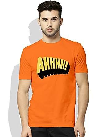 Ahhhh Men's Cotton T-shirt