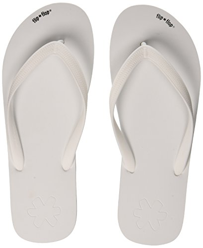 flip*flop Damen originals Zehentrenner, Weiß (White), 39 EU