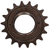 HAT Bicycle Free Wheel, Speed 6 (Brown)