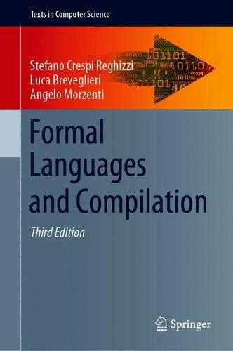 Formal Languages and Compilation (Texts in Computer Science)