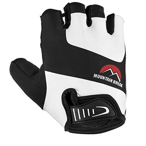 Radsport Handschuhe Herren und Damen, Fahrradhandschuhe für Rennrad, Mountainbike, Krafttraining, Fitness, Reiten, Crossfit, Bergsteigen, Sport - 2