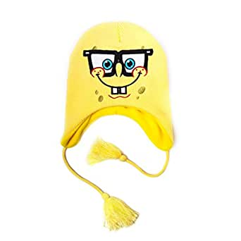 SpongeBob face nue officiellement jaune bonnet