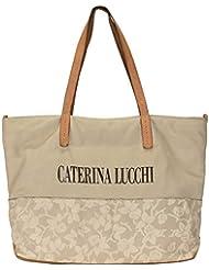 Caterina Lucchi bolso totes piel 40 cm