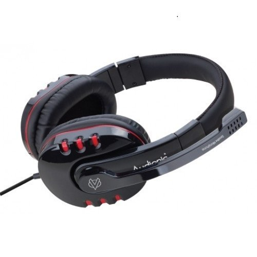 78dab9495bc 43% OFF on Studio4 Professional Strong High Bass Digital Dynamic Stereo Over  the Ear Headphone Headset with MIC on Amazon | PaisaWapas.com