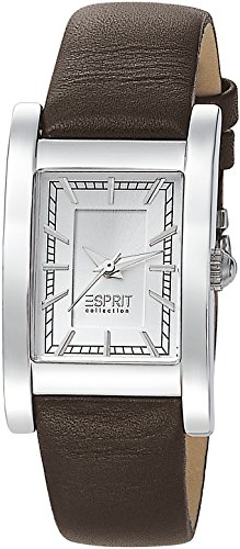 Esprit Collection Damen-Armbanduhr Melia Analog Quarz Leder EL101492F05