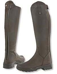 Busse–Botas de equitación Norwich, marrón, 36-NN: Weite= 34,5-37 Höhe= 42