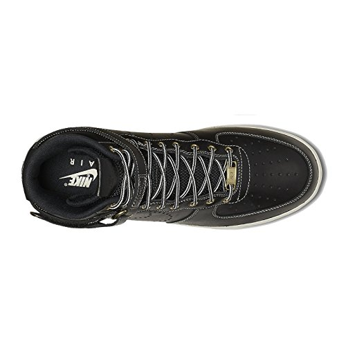 Nike Air Force One 1 High '07 LV8 WB - Scarpe sportive Uomo Black (Nero / Nero-Sail)