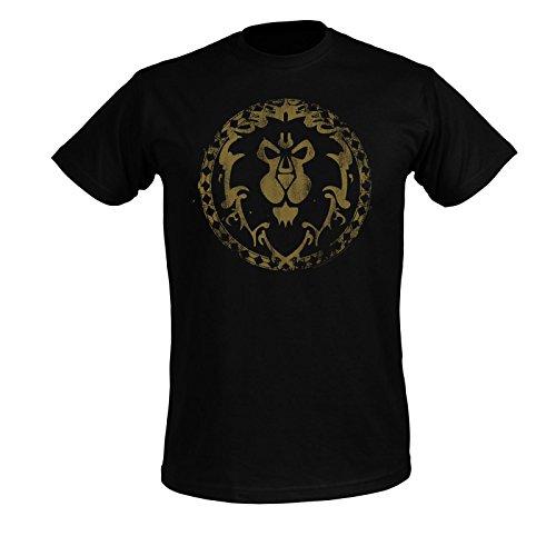 Preisvergleich Produktbild World of Warcraft Allianz Spray T-Shirt für WoW Fans - XXL