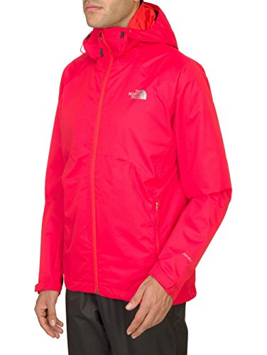 The North Face Sequence - Giacca da uomo rosso