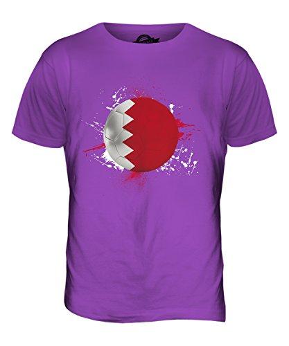 CandyMix Bahrain Fußball Herren T Shirt Violett