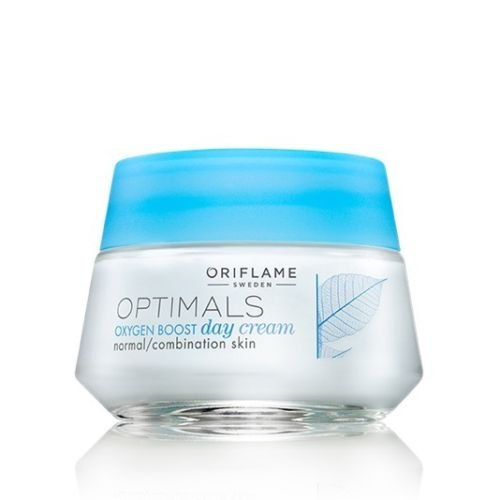 GenericNew Oriflame Optimals Oxygen Boost Day Face Cream Normal/Combination Skin 50ml  available at amazon for Rs.499