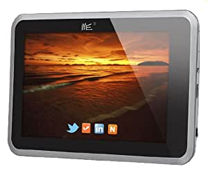 HCL ME Y3 Tablet (WiFi, 3G, Voice Calling), Silver