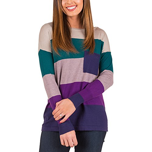 Lover-Beauty Sweatshirts Damen Baseball Langarmshirt Pullover Langarm Herbst Winter Warm Streetwear,Sport Hoodies Violett