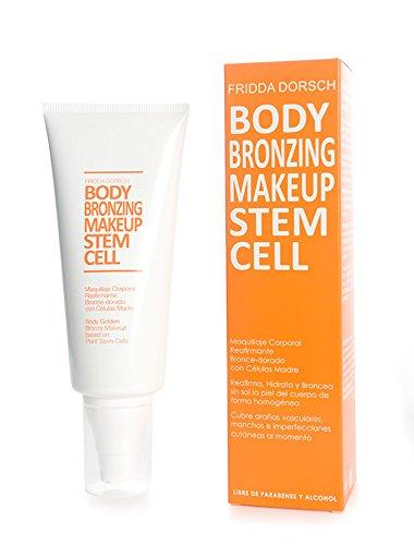 Fridda Dorsch Body Firming Bronzing Makeup - Maquillaje corporal, 200 ml
