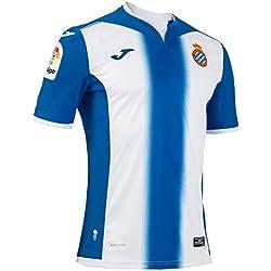 1ª Equipación Espanyol 2016/2017 - Camiseta oficial Joma, talla 5XS