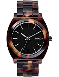 Nixon Time Teller Acetate - Reloj (Reloj de pulsera, Masculino, Acero inoxidable,