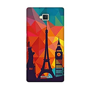 Lava A82 Designer Soft Case Back Cover By Fasheen