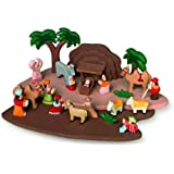 Small Foot Company 1839 - Belén de Juguete