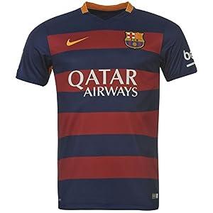 Nike FCB SS Home Stadium JSY – Camiseta para niño 4de24e6bdd6