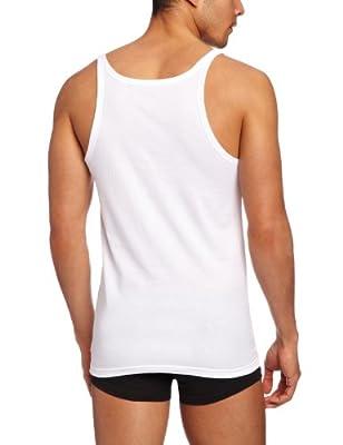 Emporio Armani Intimates Cotton Tank 3 Pack Men's Vest