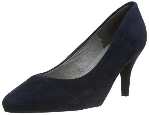 Andrea Conti Femme 0598504Pumps Blau (navy 168)