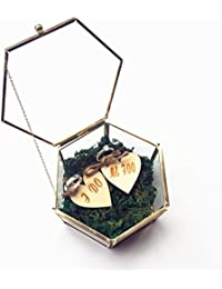 Suchergebnis Auf Amazon De Fur Ringbox Hochzeit Aufbewahrung