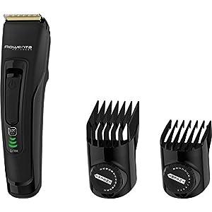 Rowenta Advancer Haarschneider mit Edelstahlklingen mit Titanbeschichtung Advancer 2 accesorios –