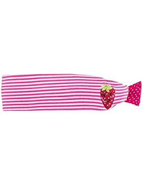 maximo Mädchen Stirnband Haarband Erdbeere
