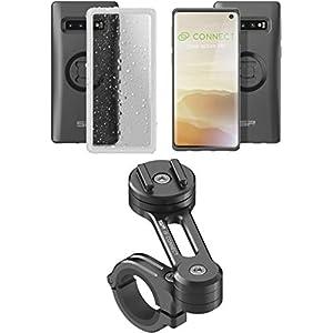 SP Connect 53918 SP Moto Bundle S10, schwarz, Galaxy, Set of 3