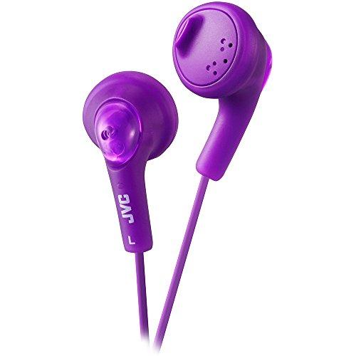 JVC HAF160V Gumy In-ear Purple