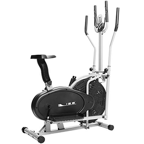 ISE Bicicleta Elíptica 2in1 Professional Fitness
