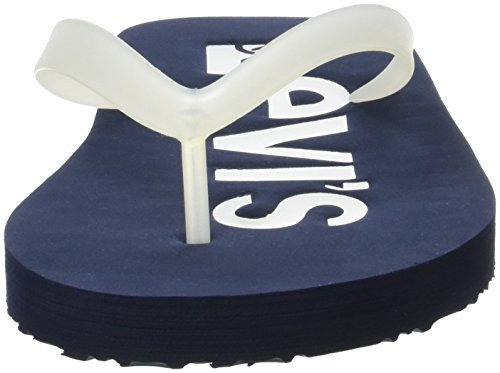 Levi's Herren Dixon Sandalen Blau