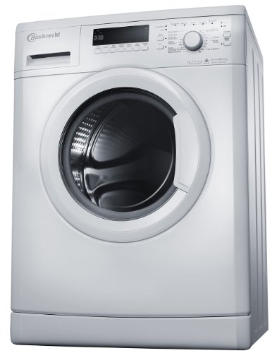 Bauknecht WA Plus 624 TDi Waschmaschine Frontlader / A++  / 1400 UpM / 6 kg / weiß / Startzeitvorwahl / Vollwasserschutz / Small display /unterbaufähig