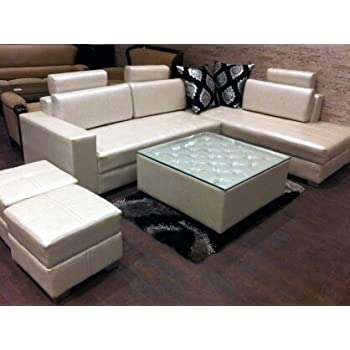 Sunny designer sofas fantasy sectional sofa with center for Center table design for sofa